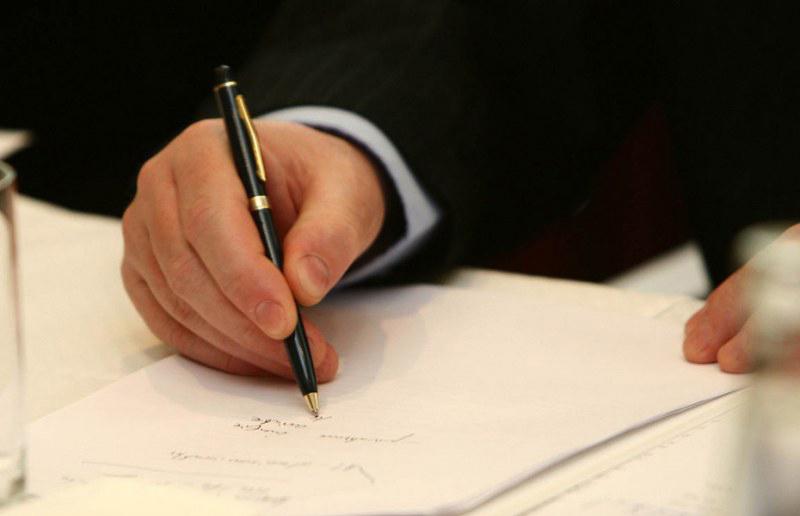 Подписание договора дарения на долю квартиры фото