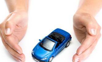 Две руки и автомобиль