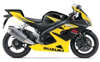 "Спортивный мотоцикл марки ""Suzuki"""