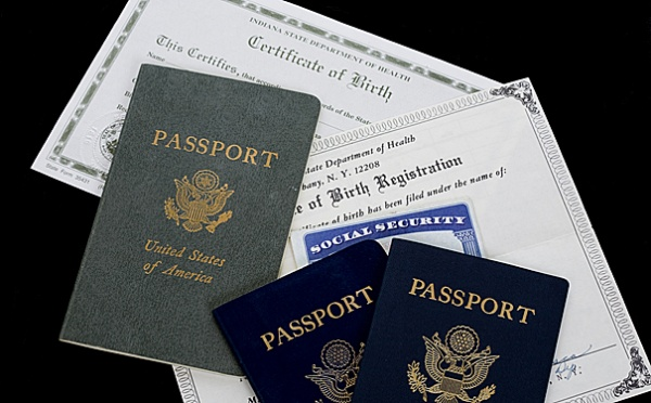Паспорта и другие иностранные документы