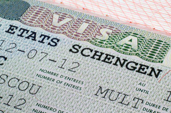 Для открытия шенгенской визы необходим стандартный перечень документов