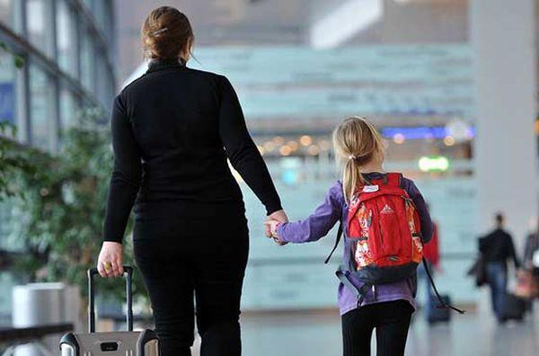 Доверенность на детей необходима только в случае путешествия ребенка с одним из родителей
