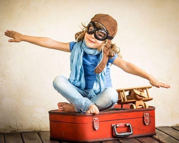 Открываем визу в Италию для ребенка