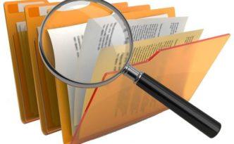 Как правильно составить опись передаваемых документов