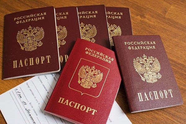 Паспорт гражданина России необходим для получения итальянской визы в РФ