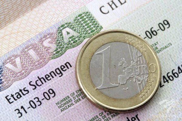 Консульский сбор для открытия Шенгена составляет 35 евро