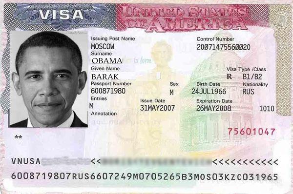 Какая должна быть фотография для визы в США