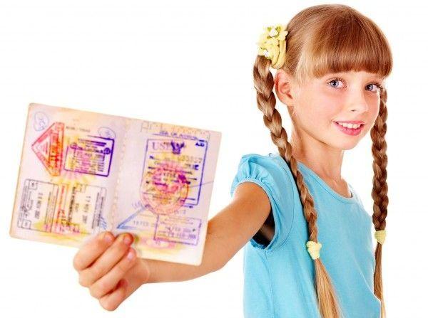 Открыть визу в Грецию ребенку не составит особого труда