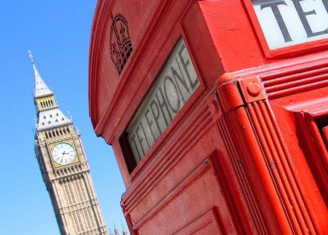 Для путешествия по Великобритании нужна виза